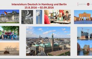 Intensivkurs Deutsch