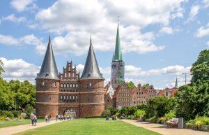 Hansestadt Lübeck, Holstentor