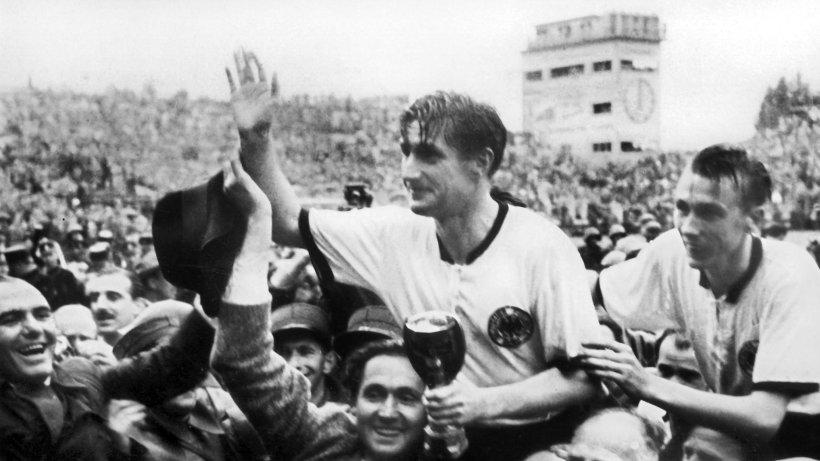 Weltmeister 1954 Spieler