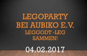 Legoparty PPP