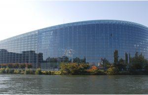 Straßburg_Europaparlament