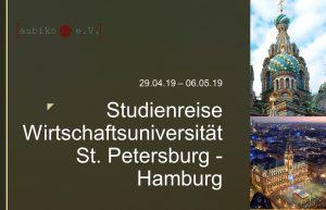 Studienreise St Petersburg