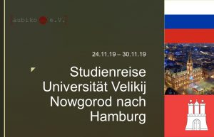 Studienreise Nowgorod