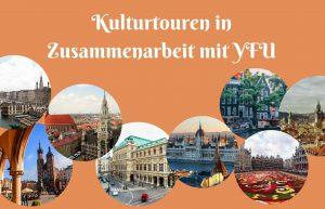 Kulturtouren in Zusammenarbeit mit YFU (1)