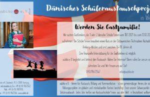 Flyer_daenisches Schueleraustauschprojekt final